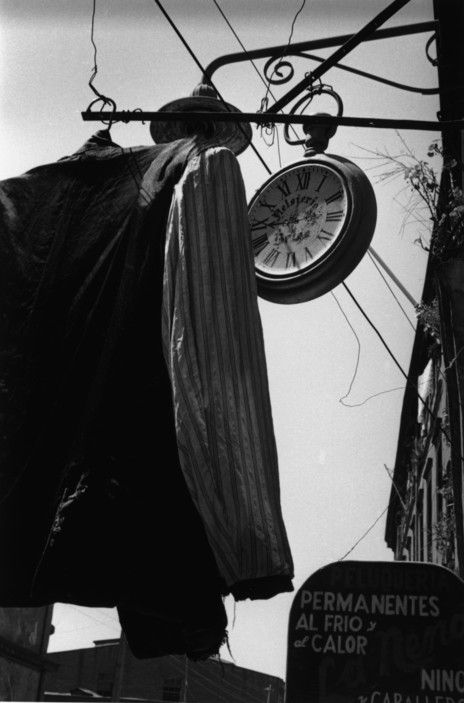 Sergio Larrain - Valparaiso. 1963.