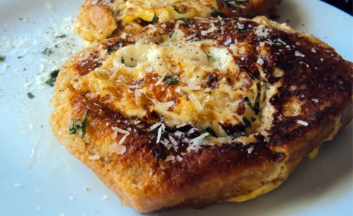 toad in the hole (breakfast) | Food Glorious Food | Pinterest