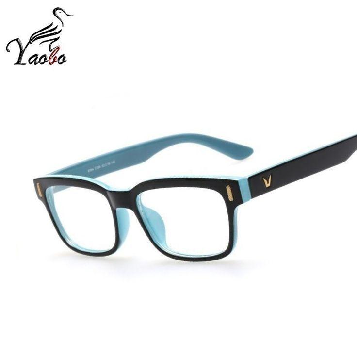 Yaobo New Brand designer eyewear Women men Glasses frame Optical Eyeglasses Myopic Frame Women elegant Frame Wholesale-in Eyewear Frames from Men's Clothing & Accessories on Aliexpress.com | Alibaba Group