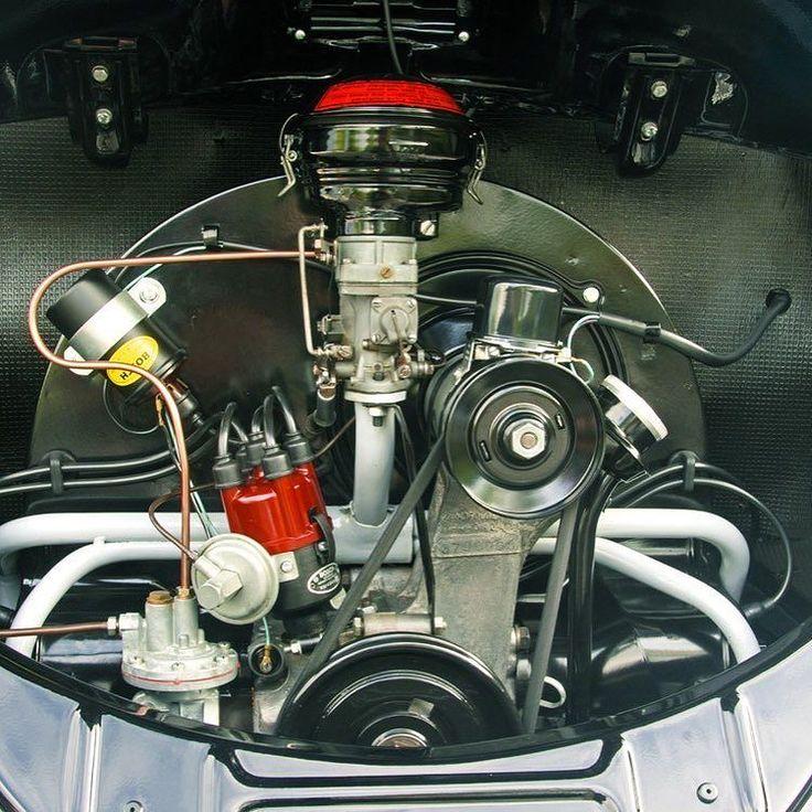 Porsche 911 Engine Vw Beetle: 441 Best Vw/Porsche Motors Images On Pinterest