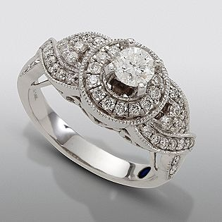Nice David Tutera  Cttw Certified Diamond Engagement Ring White Gold I Love David  He Is Amazing!
