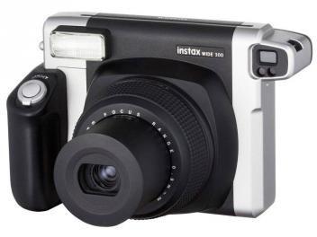 Câmera Instantânea Fujifilm Instax Wide 300 - Flash Automático