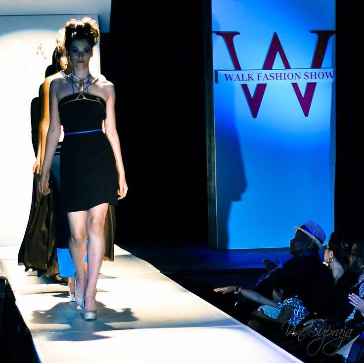 Collection 'W' by VinoSupraja - WALK Runway, Detroit - 2015