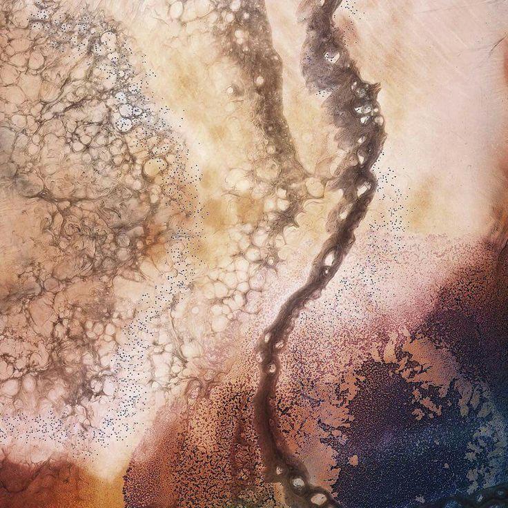 Epoxy Resin Art Techniques : Mitch gobel resin art mitchgobelresinart