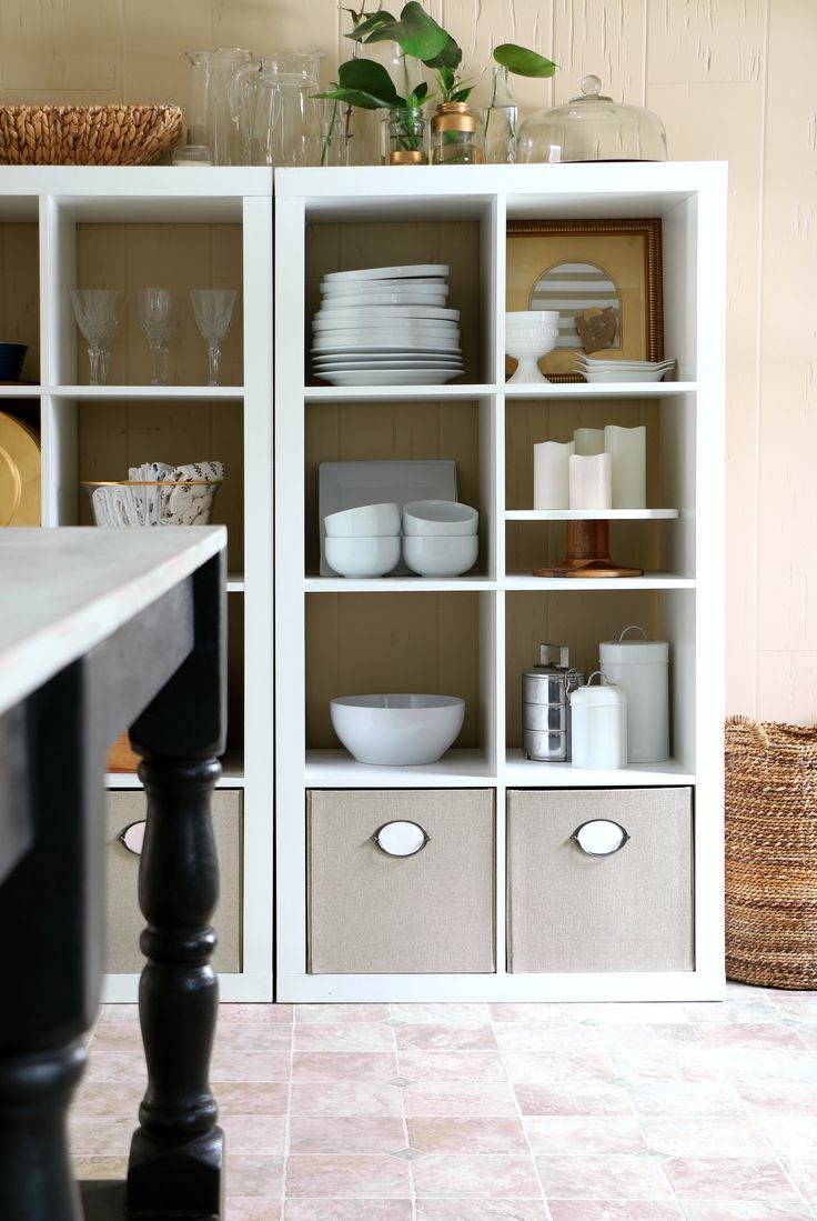 Open kitchen layouts better homes and gardens - Need Extra Storage In Your Kitchen Or Dining Room Organize Like Hmcarmona