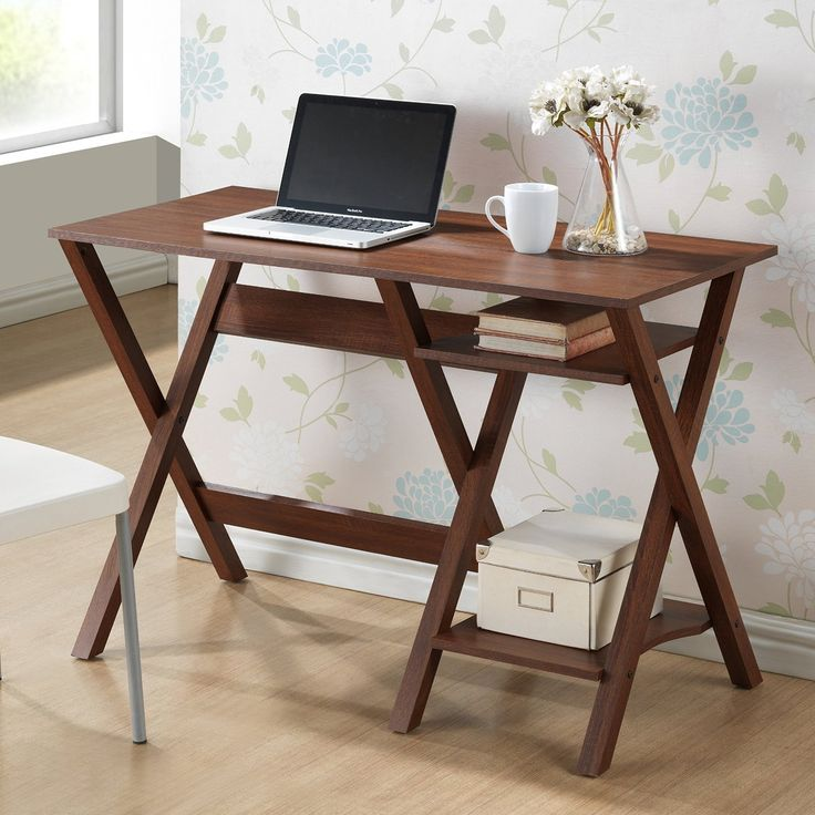 Amazon.com   Baxton Studio Crossroads Writing Desk