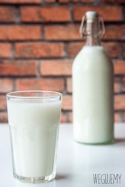 Wegujemy: Domowe mleko ryżowe