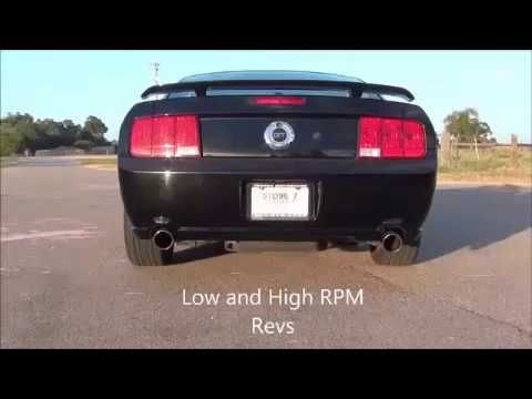 TOP 9 Best Ford Mustang Flowmaster Exhaust