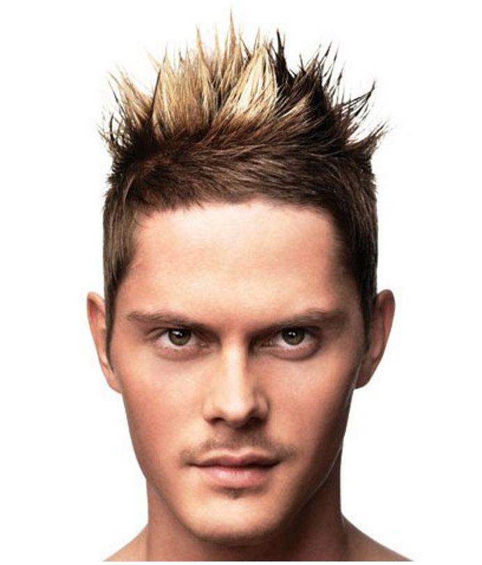 Mens Short Hairstyles With Highlights, mens short hairstyles undercut ~ Men haircut 2014