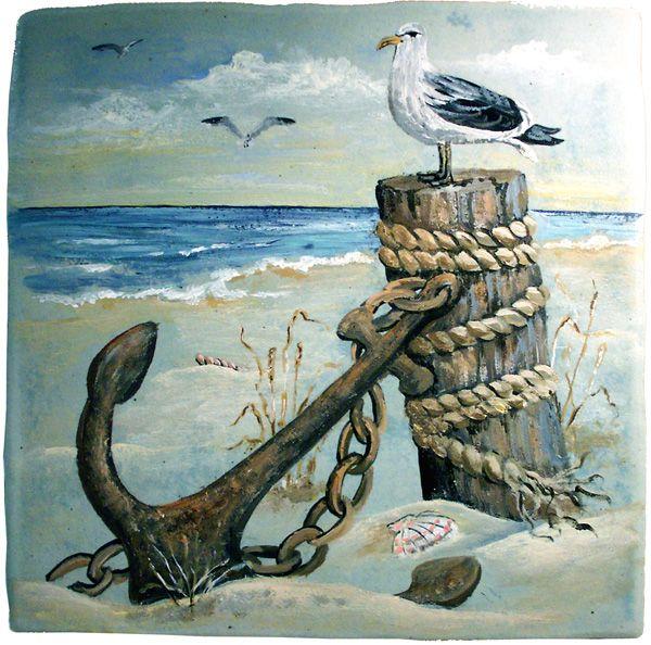 """Los estudiantes pueden usar esta pintura como modelo para crear sus vacaciones en la playa. Hacer la pintura con acuarelas o acrílicos y luego presentarla oralmente a la clase para luego exponerla en el """"hall"""" de la escuela. Las pinturas de toda la clase ser miraran lindas! Actividad por Martha Melara"""