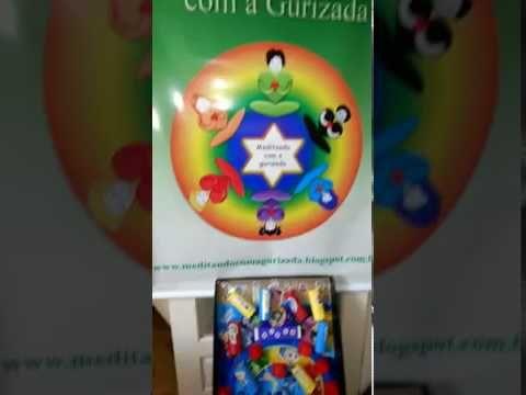 Meditando com a gurizada: Brinquedo: Meditando com a Gurizada