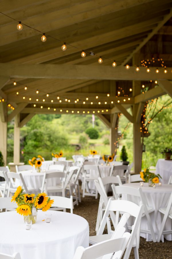 Country Wedding Reception Decorations 30 Chic Wedding Tent