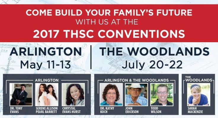 Texas Homeschool Coalition Home Homeschool convention