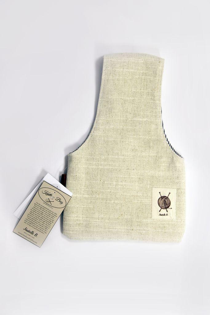 Jésabelle B. | Knitting bag