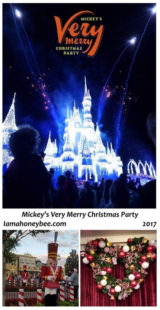 Celebrating the Holidays at Mickey\u0027s Very Merry Christmas Party - I