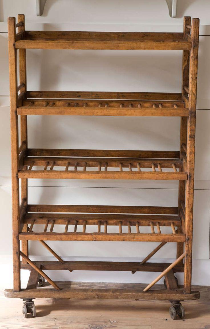 Antique Wooden Racks ~ Best images about shoe racks vintage on pinterest