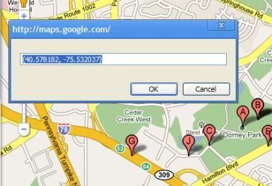 Use Google Maps to Figure Out Your Precise GPS Coordinates: How to get location coordinates from Google Maps