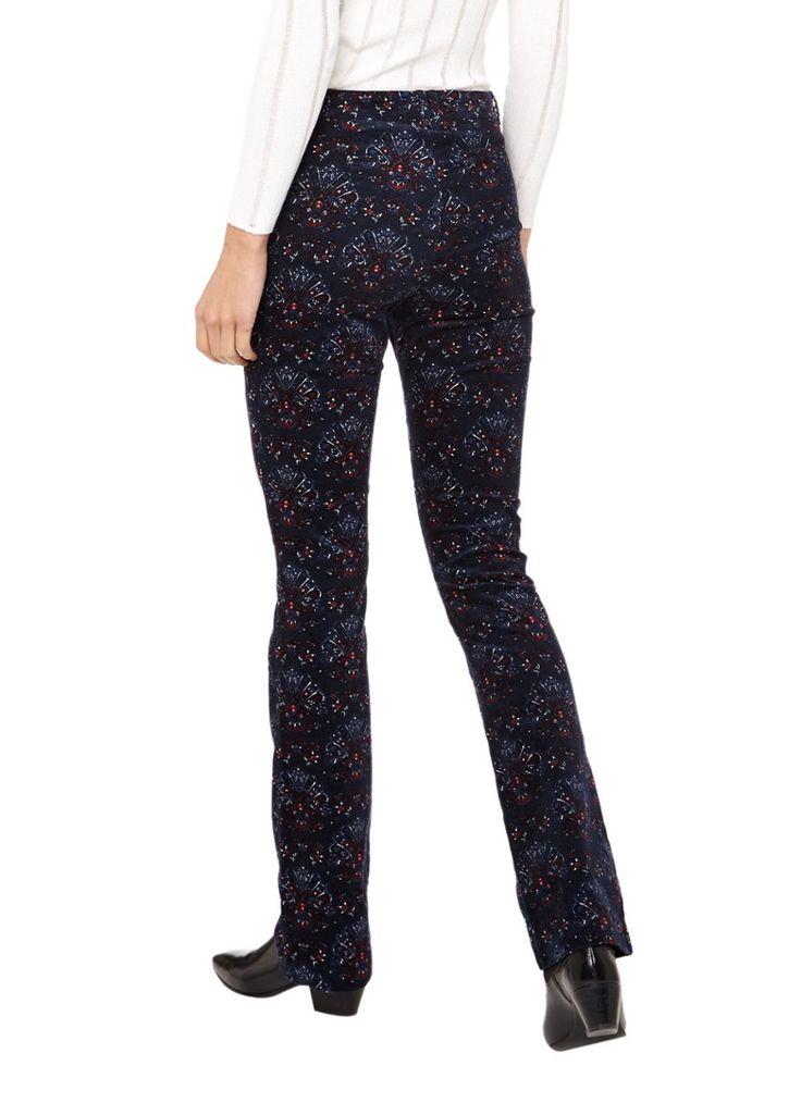 Op zoek naar Pepe Jeans Luela corduroy broek met dessin ? Ma t/m za voor 22.00 uur besteld, morgen in huis door PostNL.Gratis retourneren.