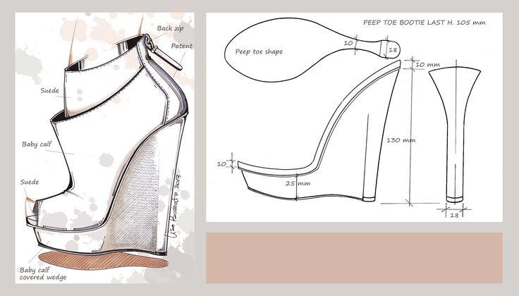 My sketches by Lisa Bozzato at Coroflot.com