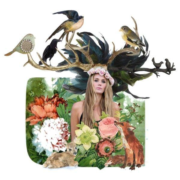 Madame of nature