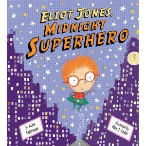Eliot Jones Midnight Superhero and other superhero books.
