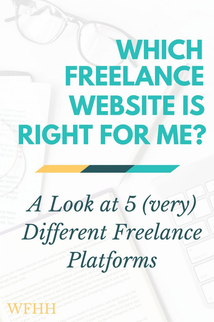 Freelance Websites: 5 (Very) Different Platforms to Find the Right Gigs for You