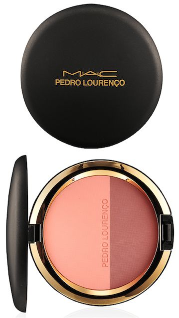 MAC Pedro Lourenco Powder Blush Duo in Corol...so pretty!