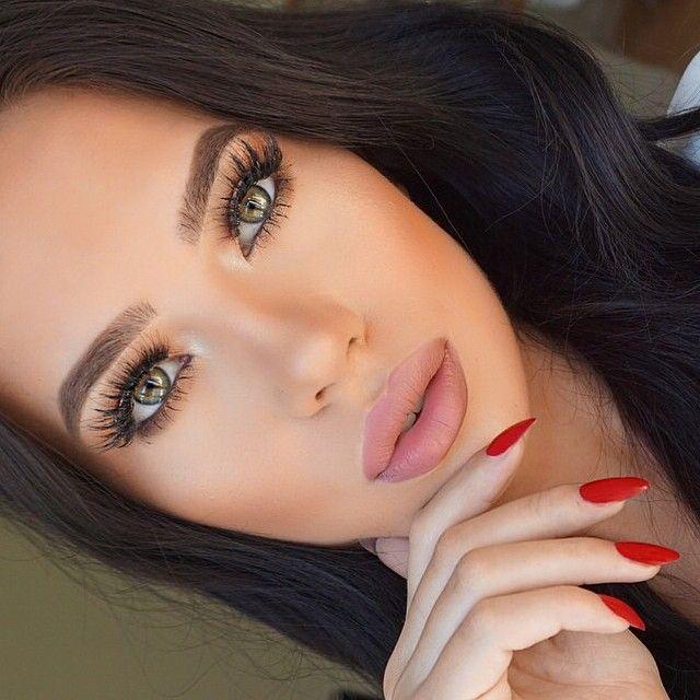 pinterest nandeezy m a k e u p pinterest maquillage des yeux noisette les yeux. Black Bedroom Furniture Sets. Home Design Ideas