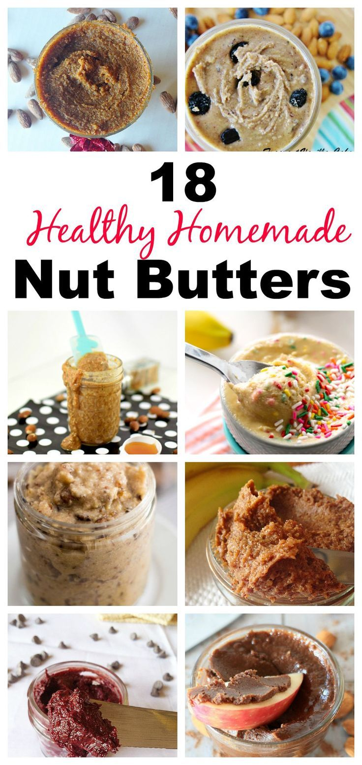 Don't Wanna pay 26 dollars for a jar of almond butter? Now you don't have to! Make these easy, healthy and delcious DIY Nut Butters in your own home and save lots of money! With flavors ranging from Birthday Cake to Pumpkin Salted Caramel, these Nut Butte