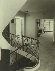 Everglades 1933 - 1943, stairwell