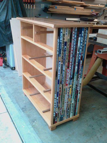 Attractive Hockey Stick Dresser   By Firecycle @ LumberJocks.com ~ Woodworking  Community