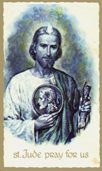 Prayer To St Jude Picture