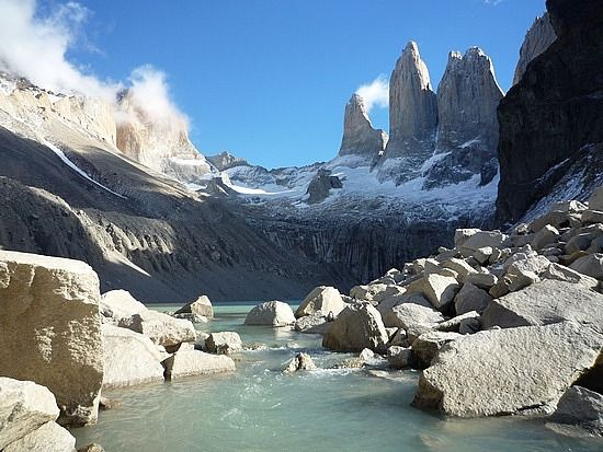 Mirador Las Torres, Chile