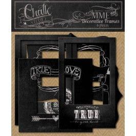 Вырубки-рамки Chalk Studio, My Mind's Eye