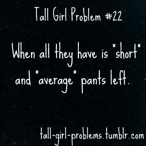i hate shopping for pants