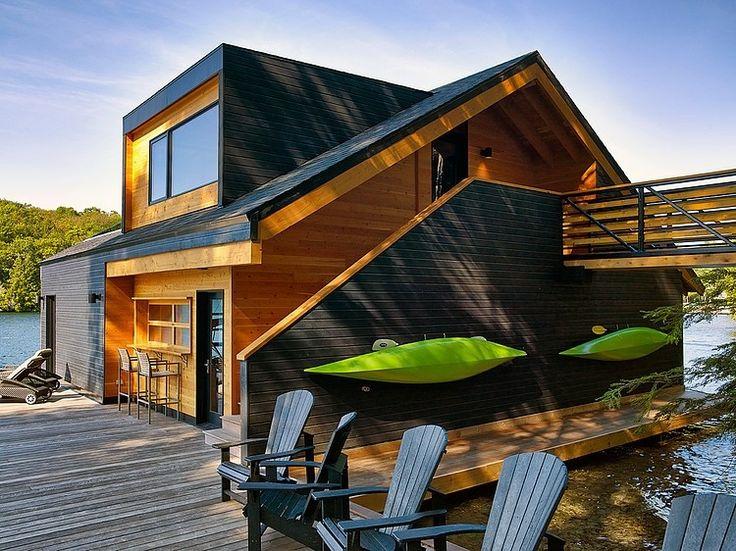 Modern house sushi sett House modern