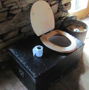 Awesome DIY Composting Toilet