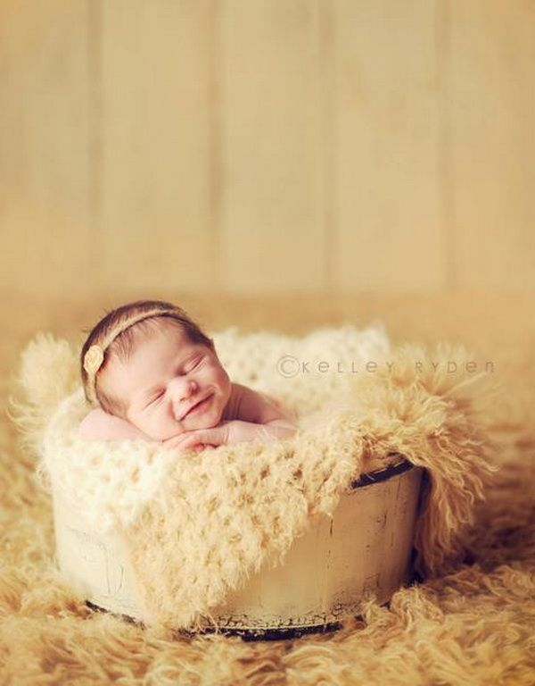 Birthday is the only day when your mom smiled seeing you cry! A newly born baby is a great source of joy if you. I am sure all of us have stared at a baby's innocence for some time. This feel is one of the best soothing one. I mean just have a continuous look at a sleeping baby's face.