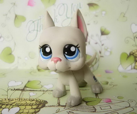 love love love it!!!i love all the lps great danes and shorthaired cats