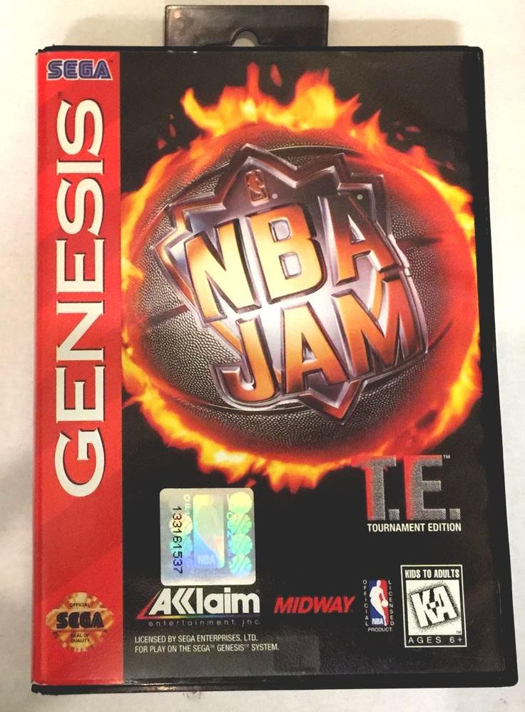 17 Best Ideas About Nba Jam On Pinterest Arcade Games