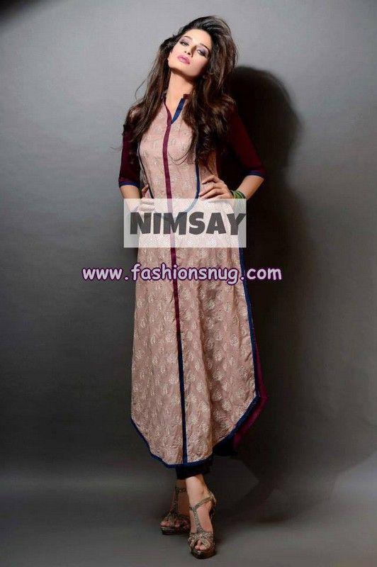 Nimsay Eid-Ul-Fitr Dresses 2013 For Girls