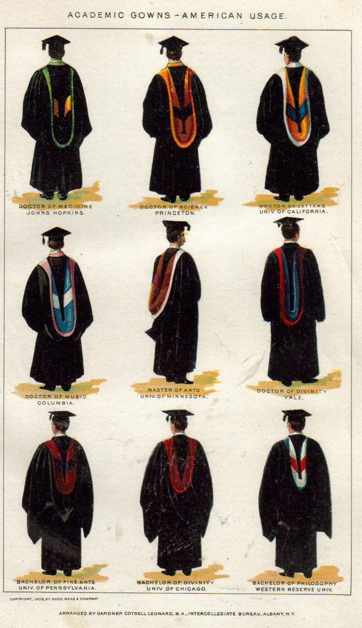 7 best Doctorate images on Pinterest | Doctoral regalia, Graduation ...