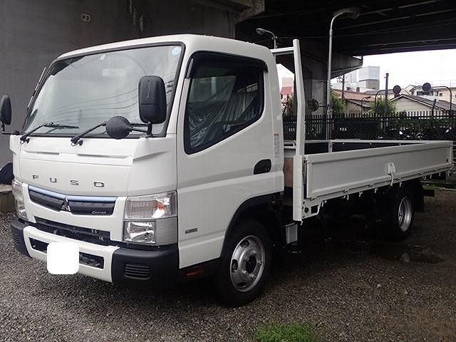 2020 Mitsubishi Fuso Canter 3 Ton Wide Long Truck 5mt Mitsubishi Used Trucks For Sale Trucks