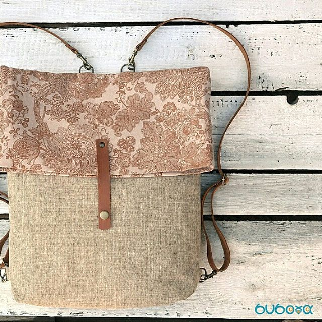 Handmade designer fashion bags with leather accessories by buboxa