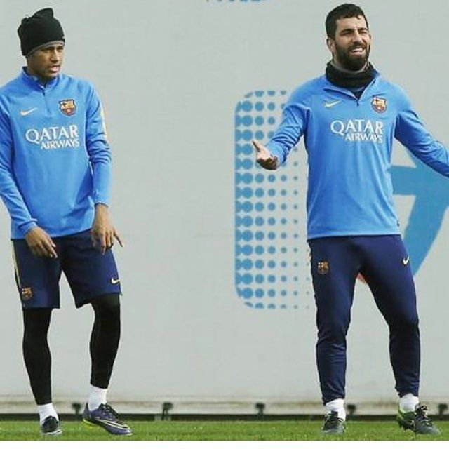 Neymar at training today ❤️
