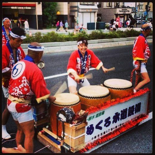 Otaru Summer Festival 2013