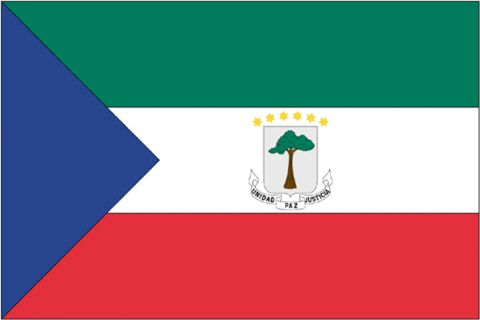 Equatorial Guinea Flag - Fly-Me Flag