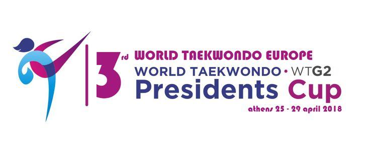 Το 3ο  Προεδρικό Κύπελλο  2018 της WT  στην Αθήνα