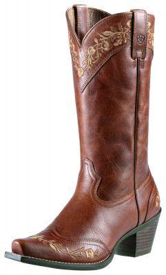 Womens Ariat  Boots  #10011946 via @allen sutton Boots $199