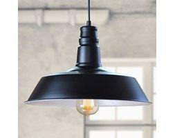 Lampa Factory Black 009M o średnicy 360 mm